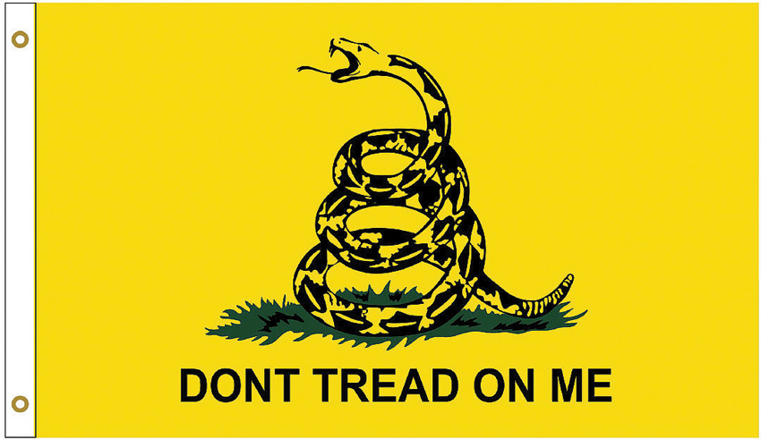 Flags Gadsden Dont Tread On Me