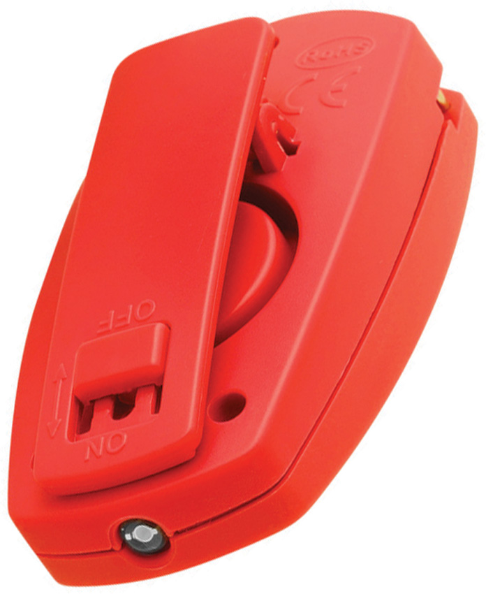 Mace Personal Alarm Clip Red
