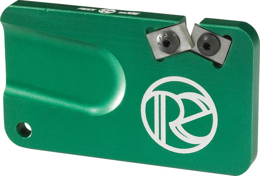 Redi Edge Pocket Sharpener Green