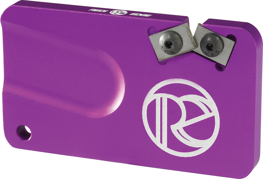 Redi Edge Pocket Sharpener Purple