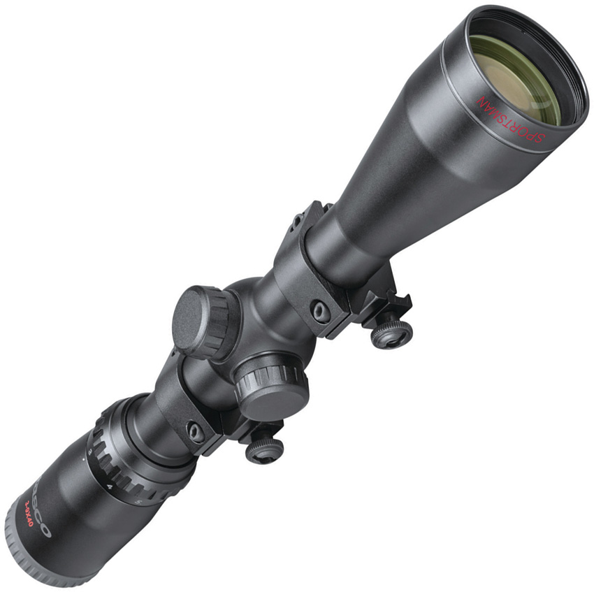 Tasco Sportsman Scope 3-9x40mm