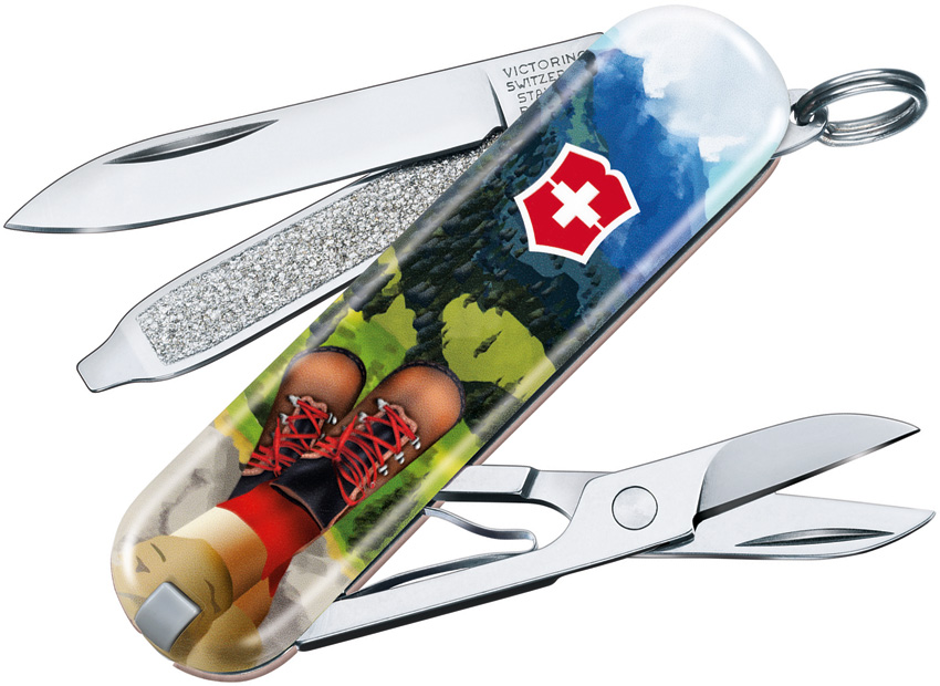 Victorinox Limited Edition Classic Hiking