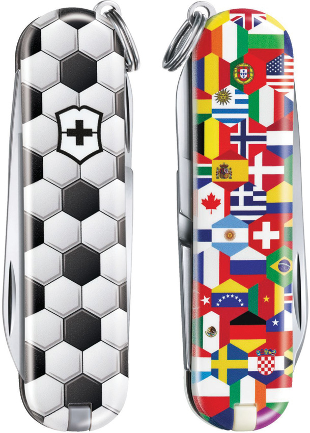 Victorinox Limited Edition Classic Soccer
