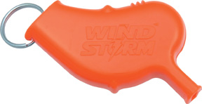 All Weather Safety Whistle Wind Storm Safety Whistle