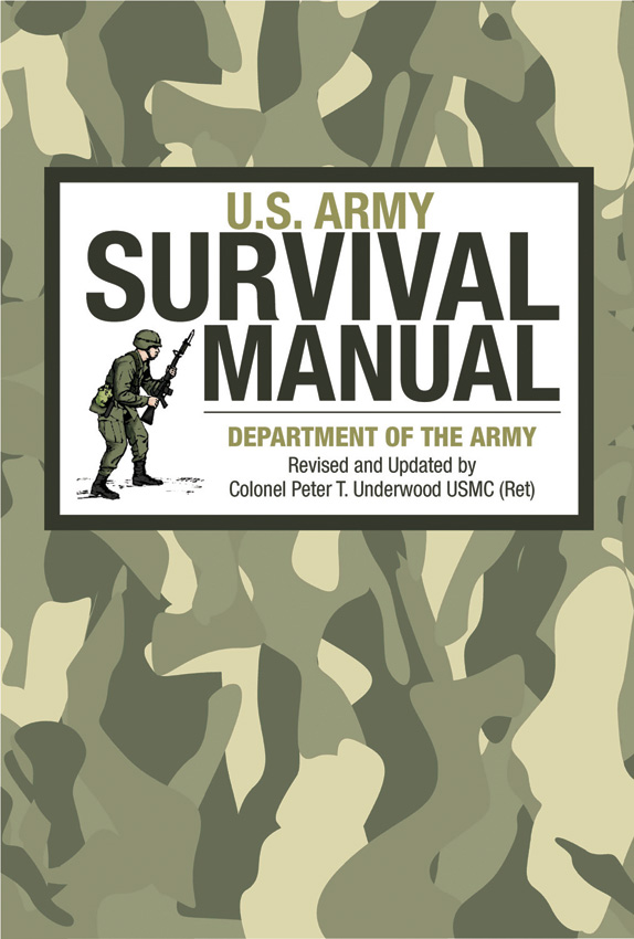 Books US Army Survival Manual