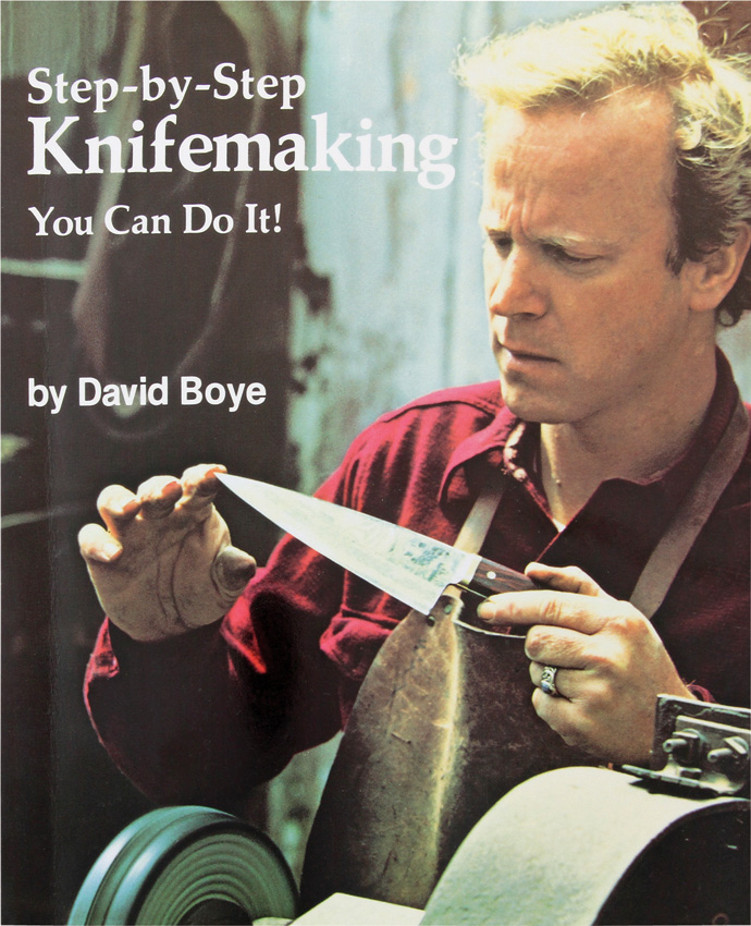 Books Step-by-Step Knifemaking