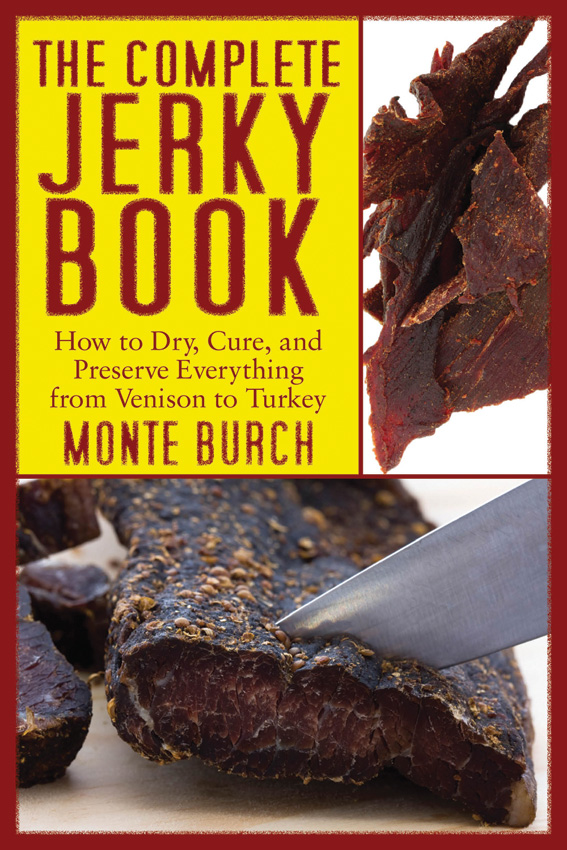 Books The Complete Jerky Book