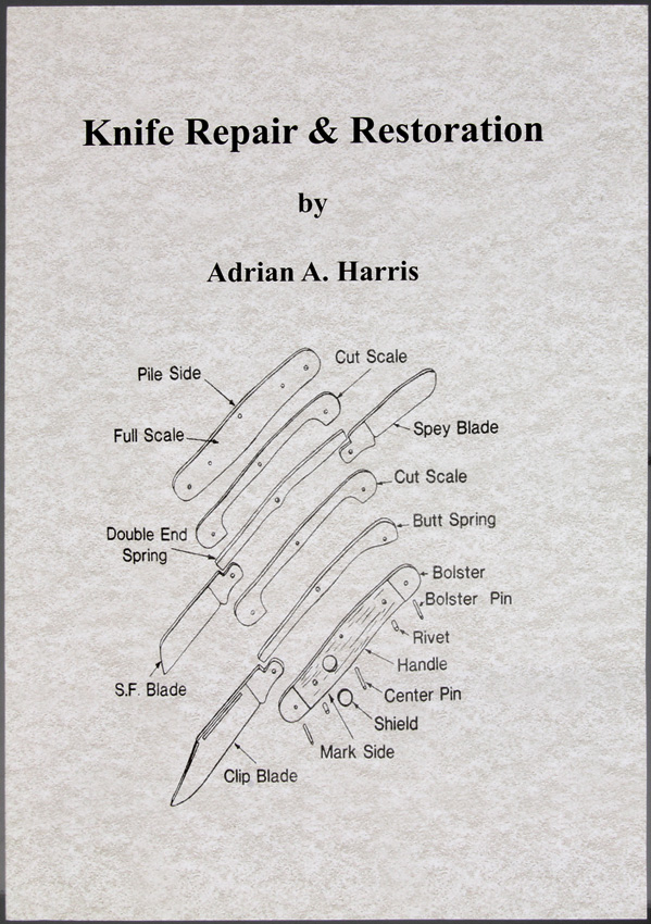 Books Knife Repair and Restoration