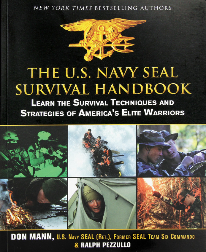 Books The Navy SEAL Survival…
