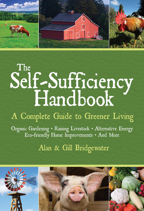 Books The Self-Sufficiency Handbook