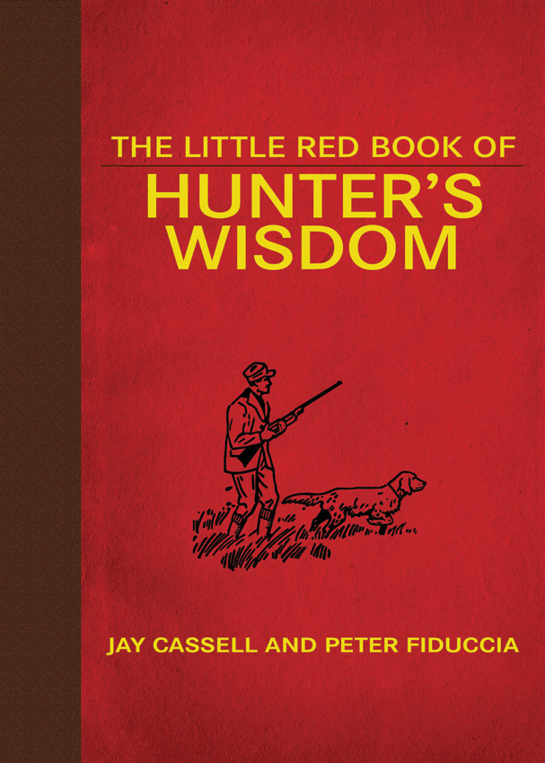 Books The Little Red Book of Hunters