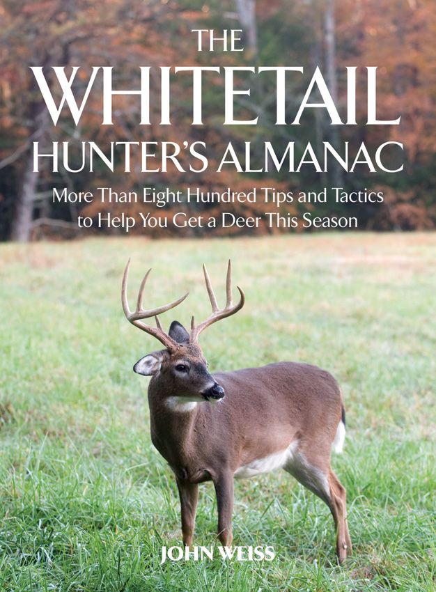 Books The Whitetail Hunters Almanac