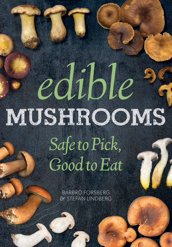 Books Edible Mushrooms