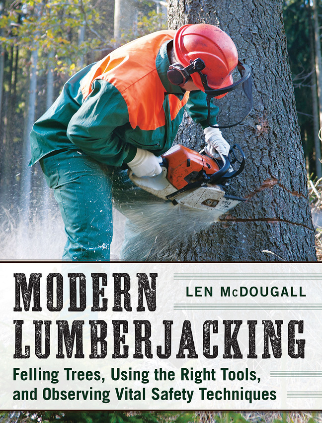 Books Modern Lumberjacking