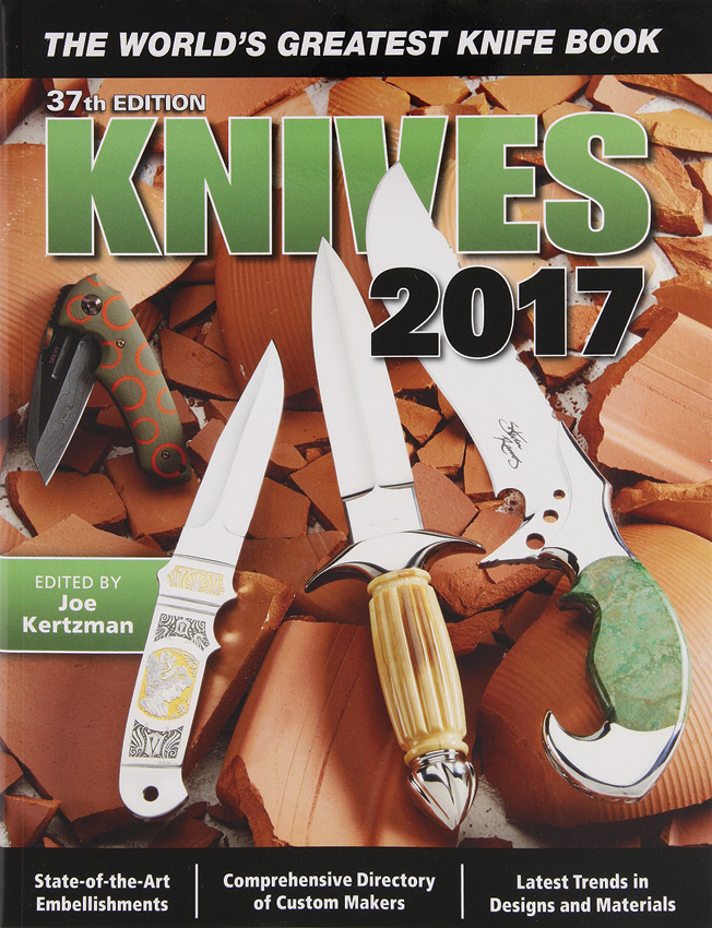 Books Knives 37th Edition 2017