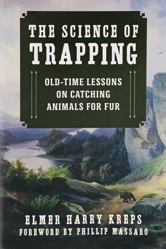 Books The Science of Trapping