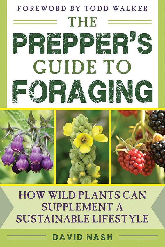 Books Preppers Guide To Foraging