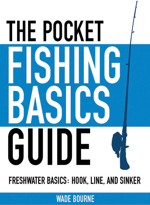 Books Pocket Guide to Fishing Basics