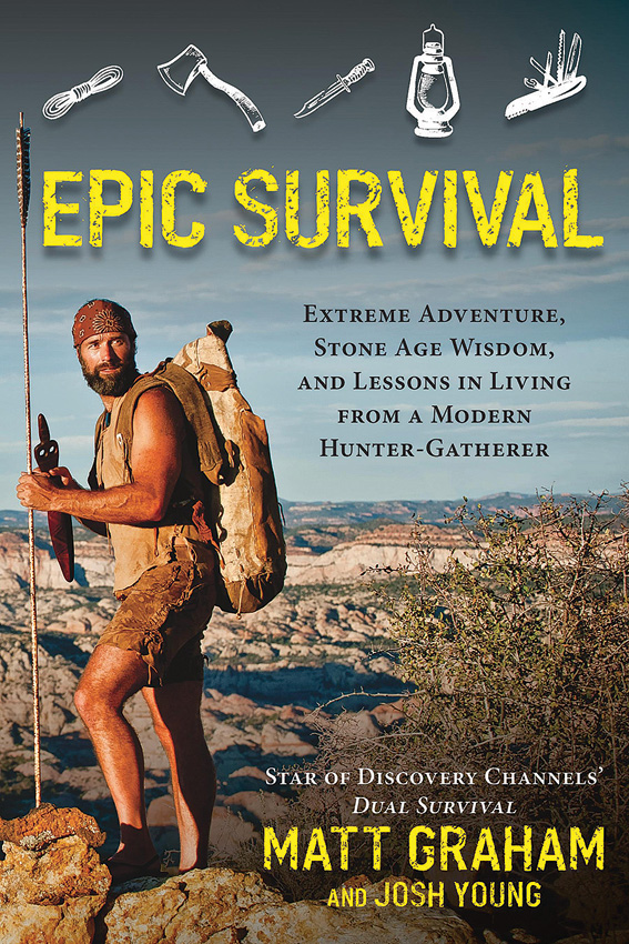 Books Epic Survival