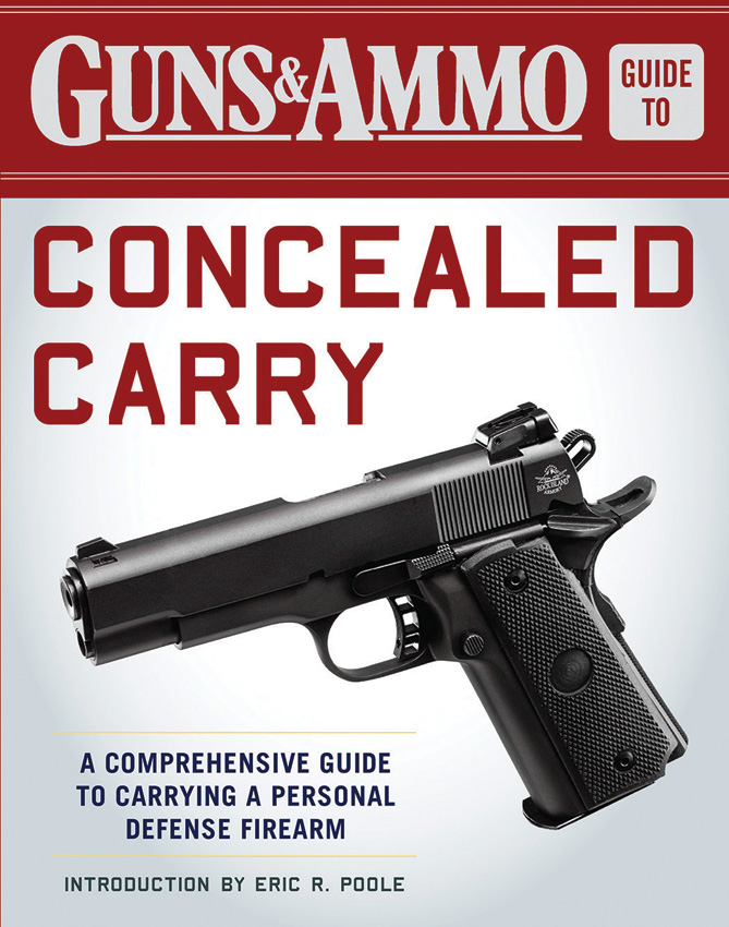 Books Guide to Concealed Carry