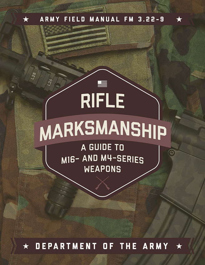 Books Rifle Marksmanship