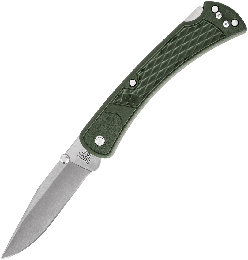 Buck 112 Slim Select Lockback OD