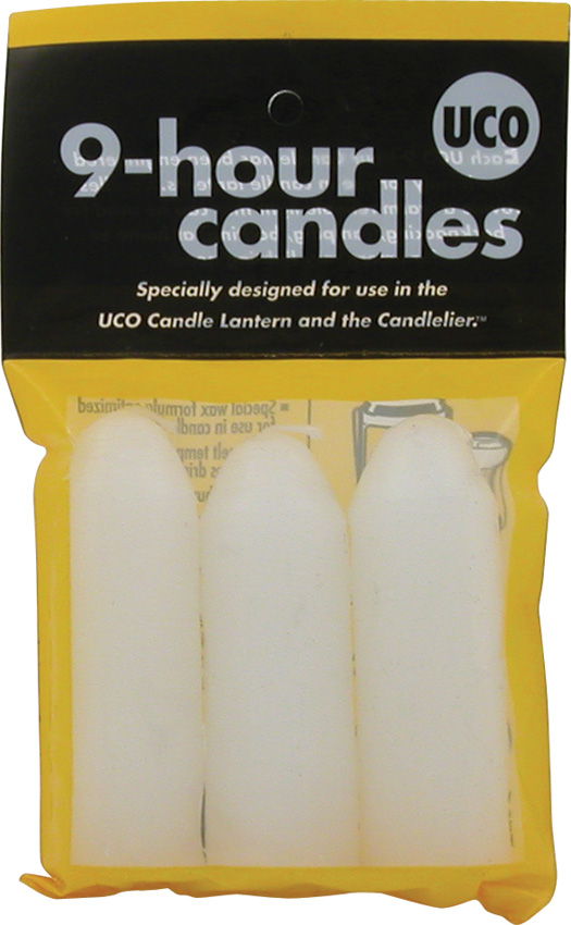 UCO 9-Hour Regular Candles