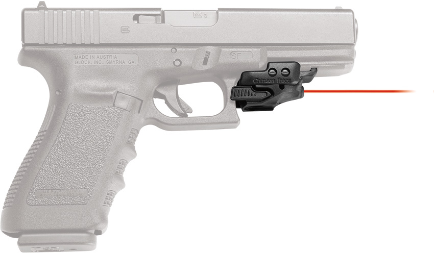 Crimson Trace Rail Master Laser Sight Red