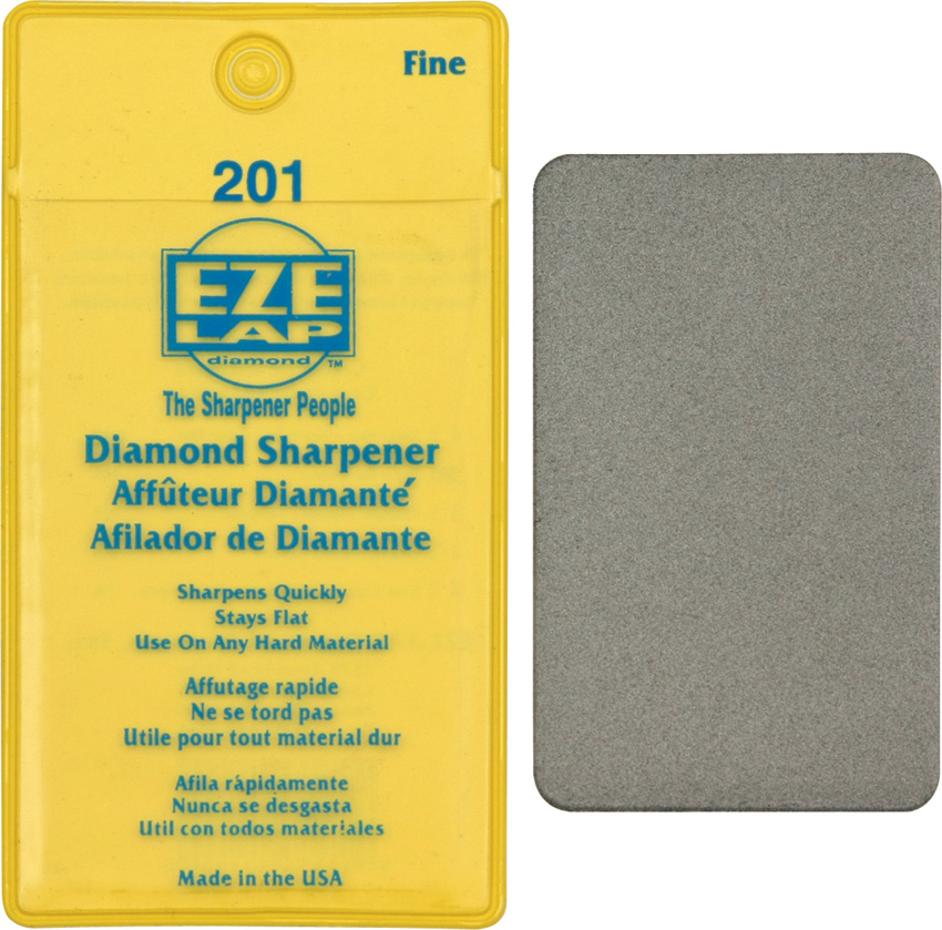 Eze-Lap Diamond Wallet Sharpener