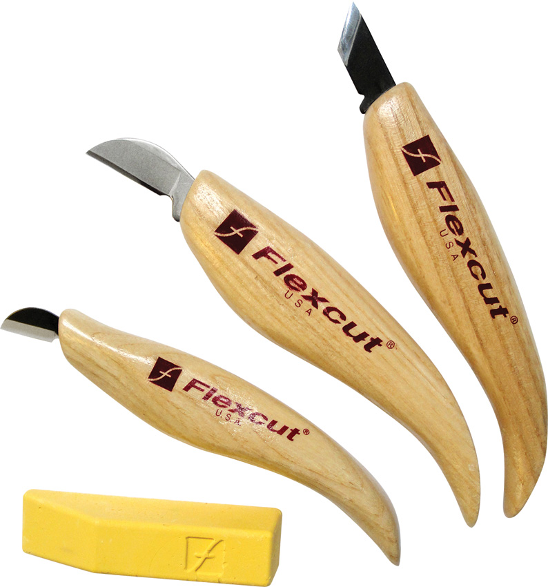 Flexcut Chip Carving Set 3 Piece
