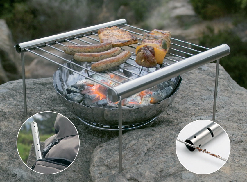 Grilliput Camp Grill