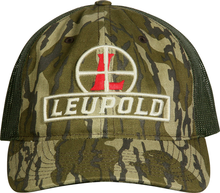 Leupold Trucker Cap Bottomland Reticle