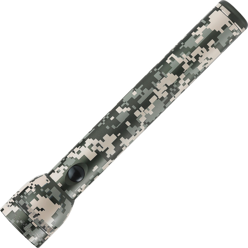 Mag-Lite 3rd Gen LED 3D Digital Camo