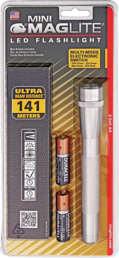 Mag-Lite Mini Maglite 2AA Cell LED