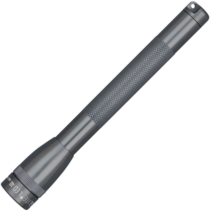Mag-Lite Mini Mag LED Gray