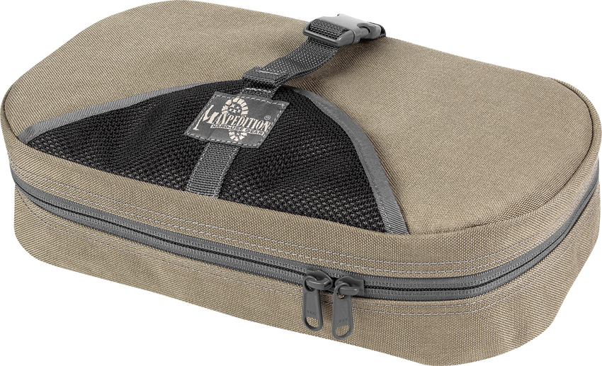 Maxpedition Tactical Toiletry Bag Khaki