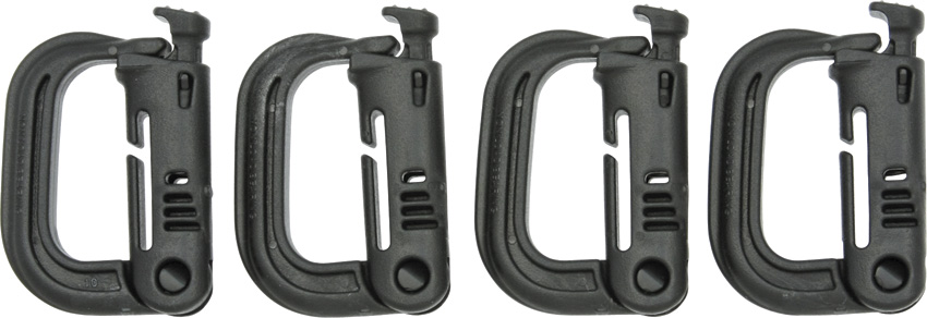 Maxpedition Grimloc Locking D-Ring 4pk