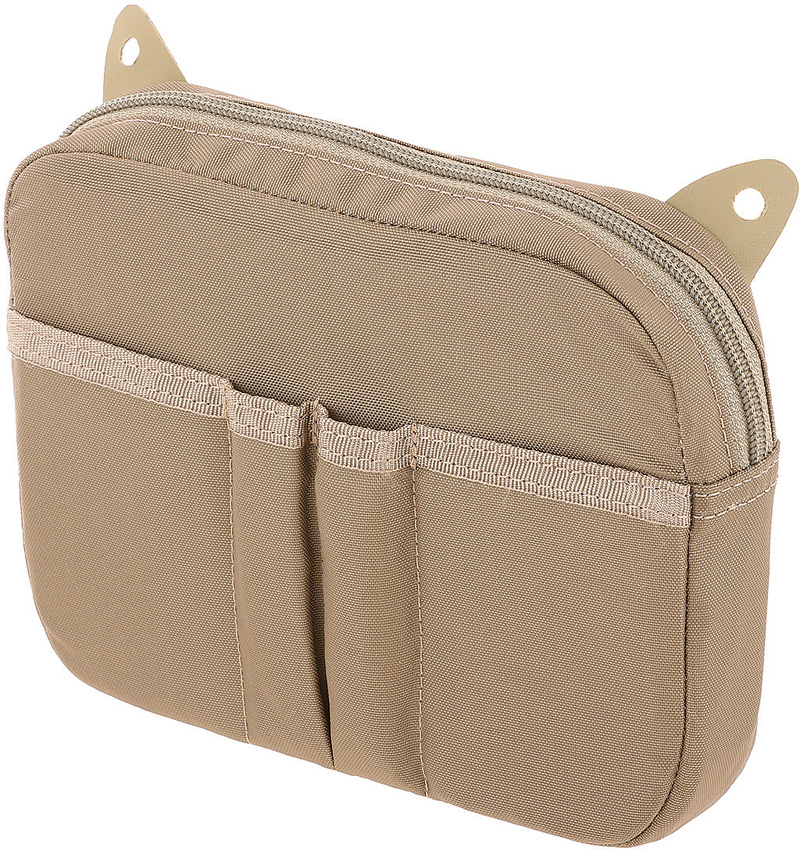 Maxpedition AGR HLP Hook-Loop Pouch Tan