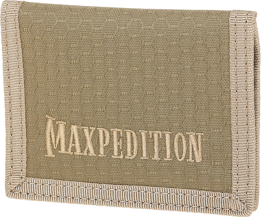 Maxpedition AGR LPW Low Profile Wallet Tan