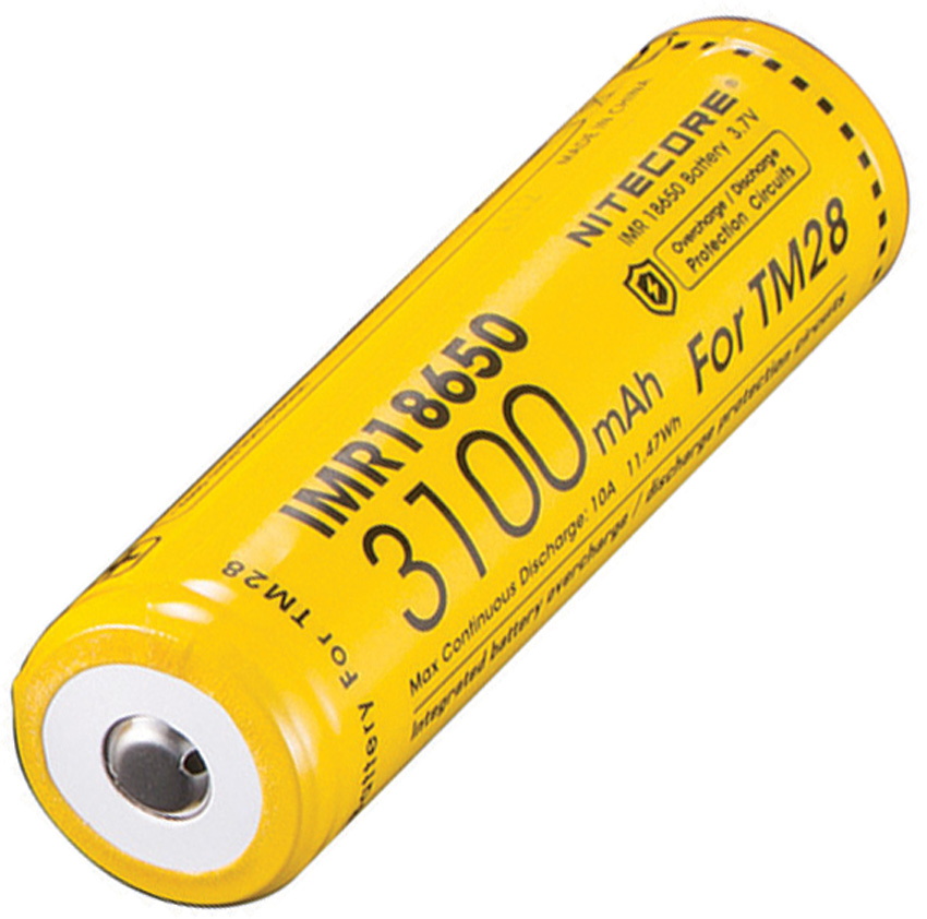 Nitecore Rechargable IMR18650 Battery