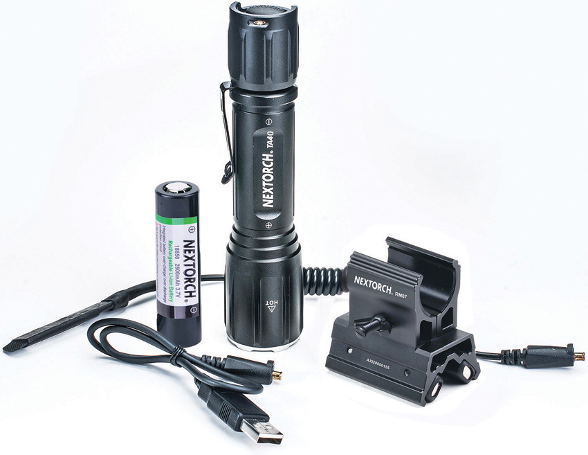 Nextorch TA40 Magnetic Set