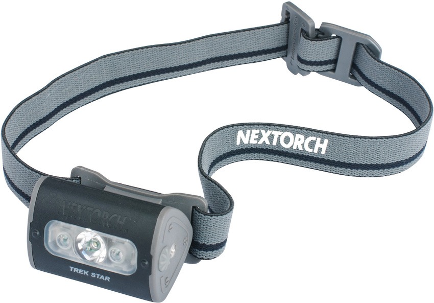 Nextorch TREK STAR Headlamp Black