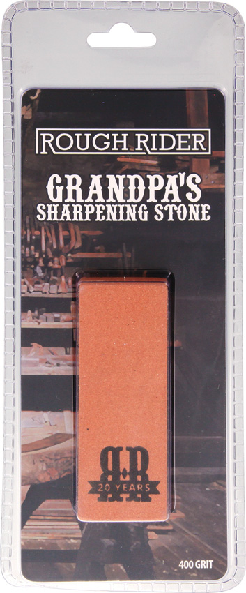 Rough Ryder Sharpening Stone 400 Grit