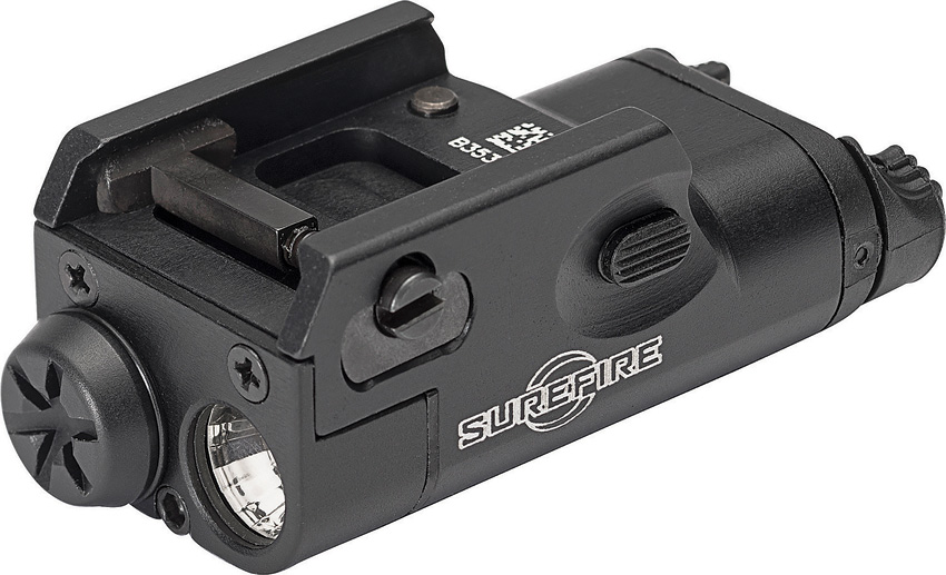 SureFire XC1 Ultra-Compact Pistol Light