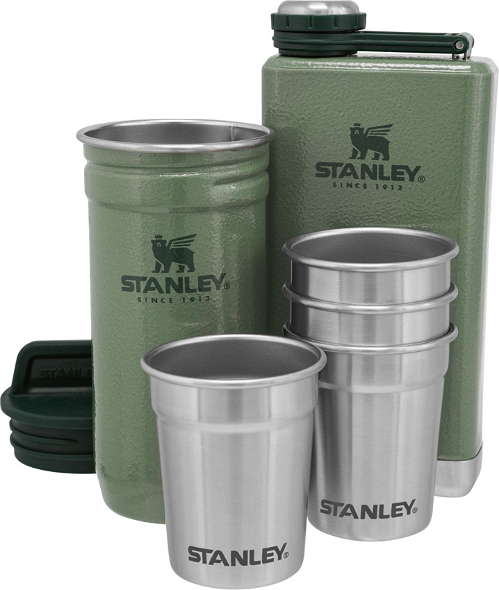 Stanley Pre-Party Shotglass/Flask Set