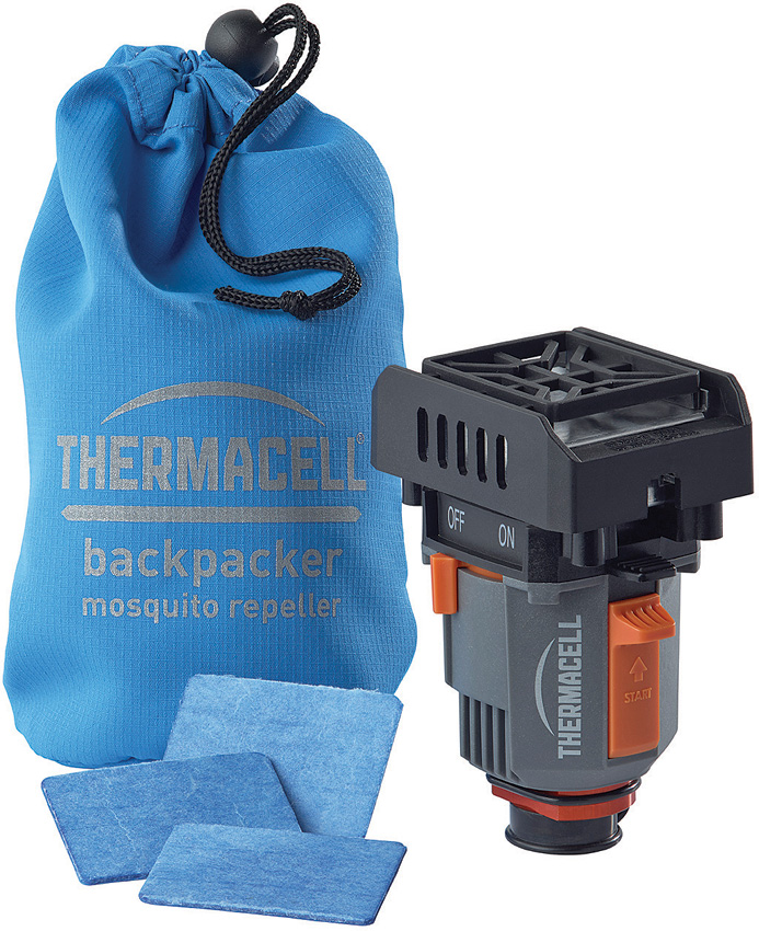 Thermacell Backpacker Repeller ORMD