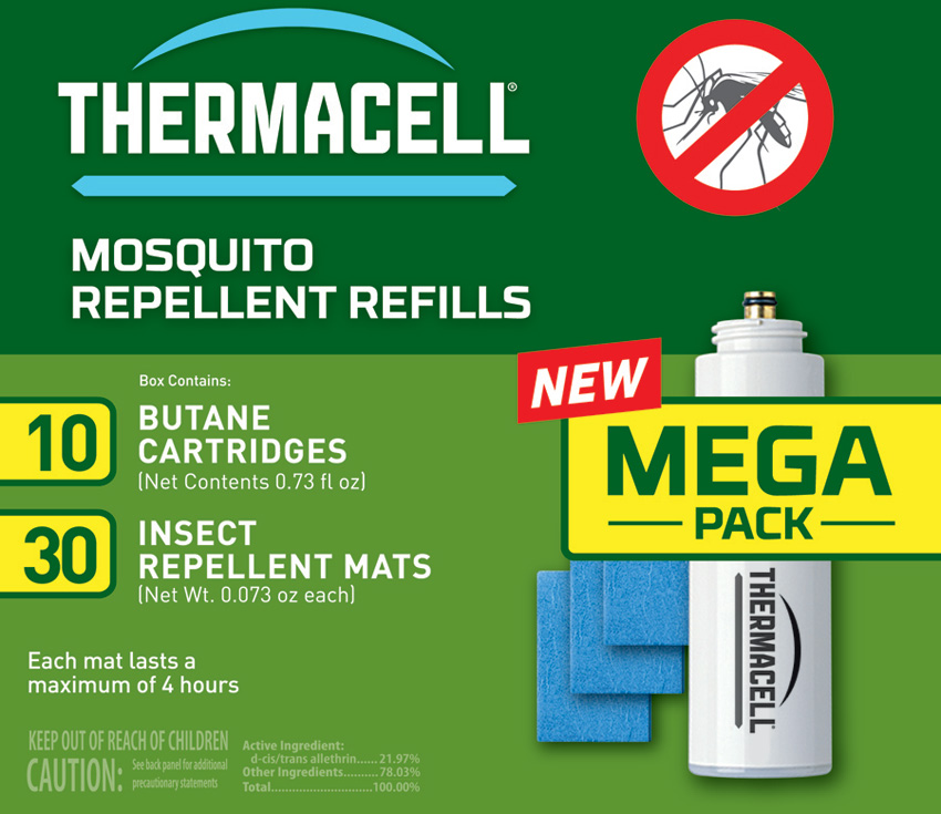 Thermacell Refill Mega Value Pack ORMD