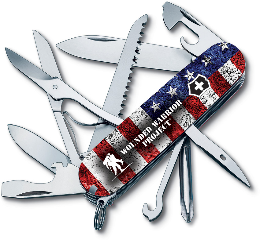 Victorinox Fieldmastr Wounded Warrior