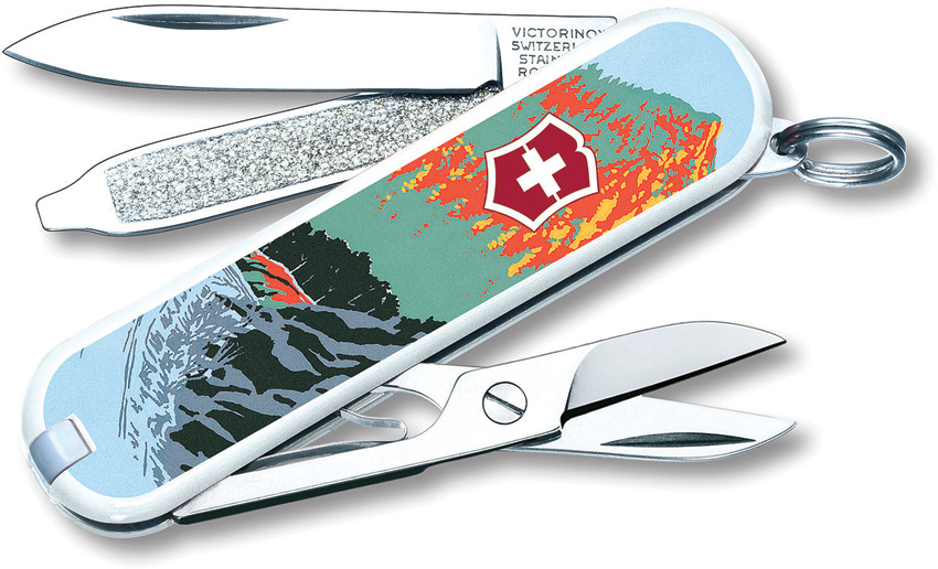 Victorinox Classic Great Smoky Mountains