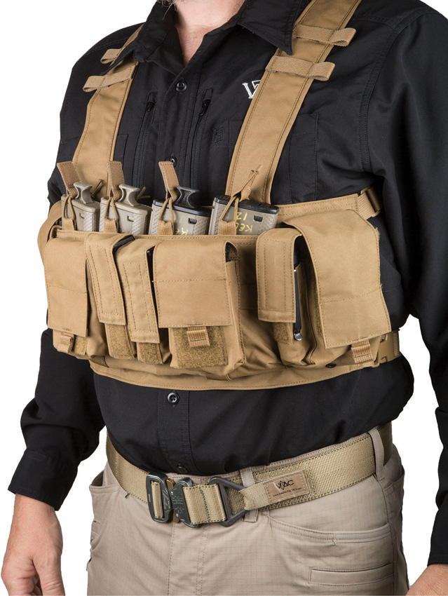 Viking Tactics VTAC Chest Rig Coyote
